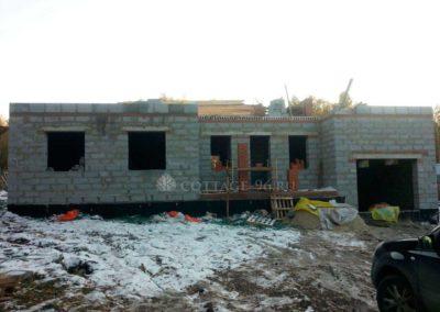 Реализация нашего проекта дома в стиле «прованс» Первоуральск